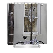 City Living Shower Curtain