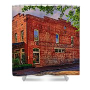 City Market At Savannah Shower Curtain