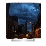 City Night Shower Curtain