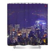 City Of Magic Shower Curtain