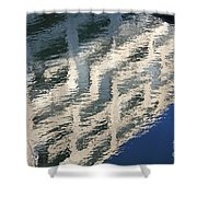City Reflections Shower Curtain