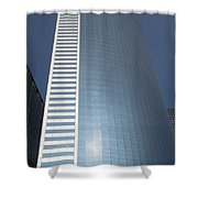City Scenes Shower Curtain