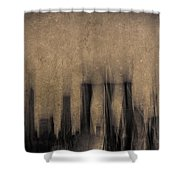 City Visions Shower Curtain
