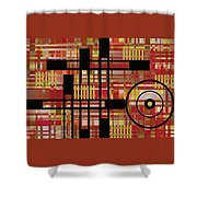 City Works Shower Curtain