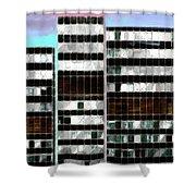 Citysky Shower Curtain