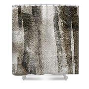 Civil Nightfall Shower Curtain by Brett Pfister