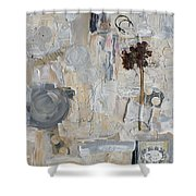 Clafoutis D Emotions Shower Curtain
