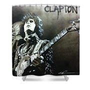 Clapton Shower Curtain