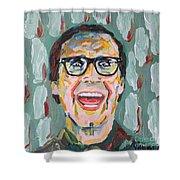 Clark W Griswold Shower Curtain