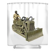 Clarkair Shower Curtain