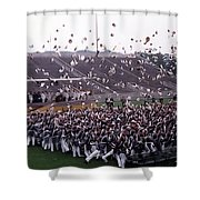 Class Dismissed Shower Curtain