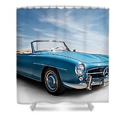 Class Of '59 Shower Curtain