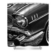 Classic '57 Chevy Shower Curtain