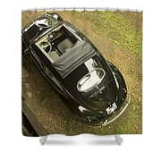 Classic Beetle 6 Shower Curtain