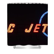 Classic Boeing Shower Curtain by Heidi Smith