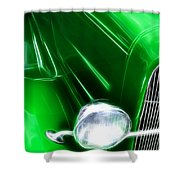Classic Cars Beauty By Design 2 Shower Curtain