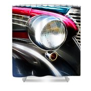 Classic Cars Beauty By Design 1 Shower Curtain