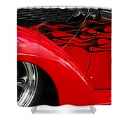 Classic Cars Beauty By Design 11 Shower Curtain
