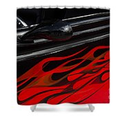 Classic Cars Beauty By Design 12 Shower Curtain
