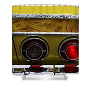 Classic Cars Beauty By Design 14 Shower Curtain