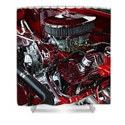 Classic Cars Beauty By Design 15 Shower Curtain