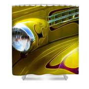 Classic Cars Beauty By Design 5 Shower Curtain