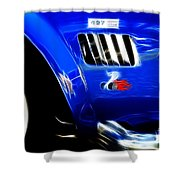 Classic Cars Beauty By Design 6 Shower Curtain