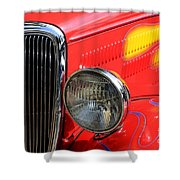 Classic Cars Beauty By Design 8 Shower Curtain