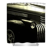 Classic Chevrolet Shower Curtain