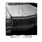 Classic Chevy Caprice  Shower Curtain
