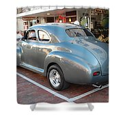 Classic Custom Coupe Shower Curtain