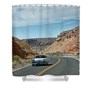 Classic Drive Shower Curtain
