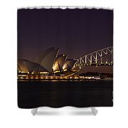 Classic Elegance Shower Curtain