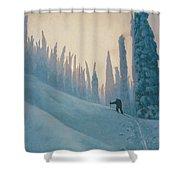 Classic Kootenay Shower Curtain