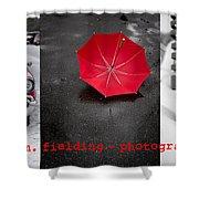 Edward M. Fielding Photography Shower Curtain by Edward Fielding