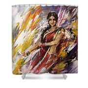 Classical Dance Art 14 Shower Curtain