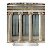 Classical Greek Shower Curtain
