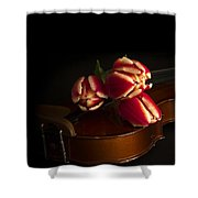 Classical Romance Shower Curtain
