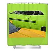 Classy Classics Shower Curtain