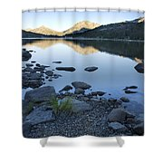 Clear Lake Shower Curtain