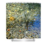 Clearwater Falls Series 6 Shower Curtain