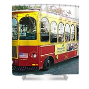 Clearwater Jolly Shower Curtain
