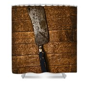 Cleaver Shower Curtain