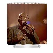 Clem Curtis Shower Curtain