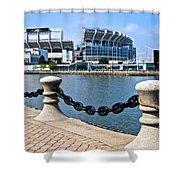 Cleveland Glory Shower Curtain