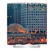 Clevelands Tower City Shower Curtain