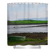 Clew Bay County Mayo Ireland Shower Curtain