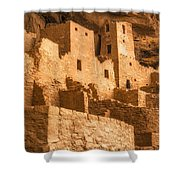 Cliff Palace Townhomes Shower Curtain