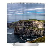 Cliffs Of Moher I Shower Curtain