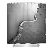 Clinch River Shower Curtain